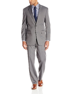 Jones New York - Graham Two-Button Herringbone Suit