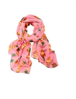 Printed Village - Hawaiin Slice Scarf
