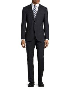Hugo Boss  - James Shadow Stripe Suit