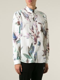 Paul Smith - Leaf Print Shirt