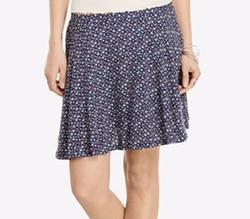 Denim & Supply Ralph Lauren - Floral-Print A-Line Skirt