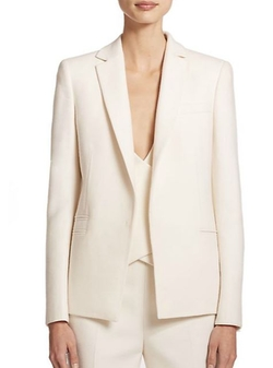 Akris  - Bill Double-Face Wool Blazer
