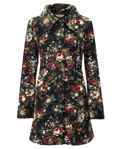 Joe Browns  - Floral Nights Coat