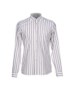 M. Grifoni Denim - Stripe Button Shirt