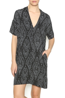 NU New York - Dealing Diamonds Shift Dress
