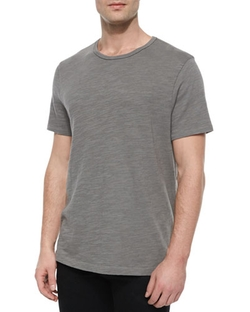 Rag & Bone - Basic Crewneck Short-Sleeve Tee