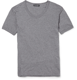 Dolce & Gabbana - Cotton-Jersey T-Shirt