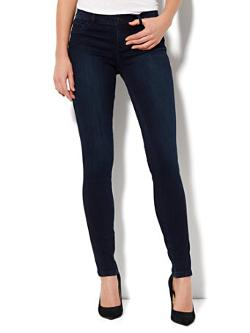 New York & Company - Soho Legging - Gentle Black Wash