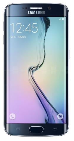 Samsung  - Galaxy S6 Edge Mobile Phone