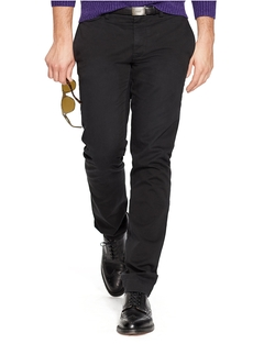 Ralph Lauren - Slim-Fit Cotton Chino Pants