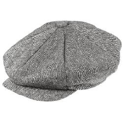 Jaxon  - Marl Tweed Big Apple Cap