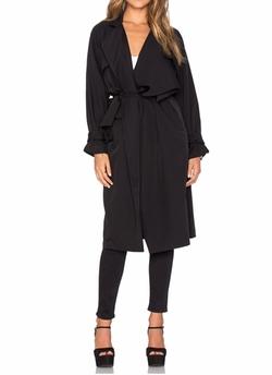 Line & Dot - Yves Trench Coat