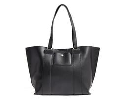 Emperia  - Faux Leather Tote Bag
