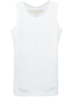 Off-White   - Mesh Tank Top