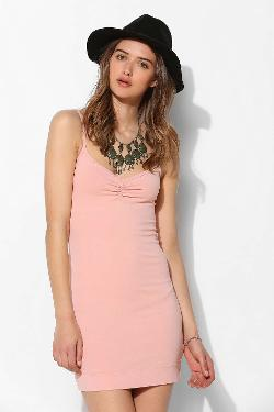 LAmade - Basic Knit Slip Dress