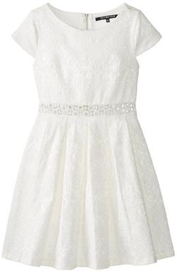 Miss Behave  - Shannon Short Sleeve Dress
