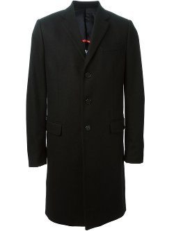 Givenchy  - Single Breasted Overcoat