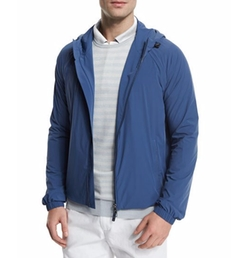 Loro Piana - Regatta Deck Tech Rain Jacket
