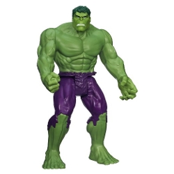 Marvel - Titan Hero Series Hulk Action Figure