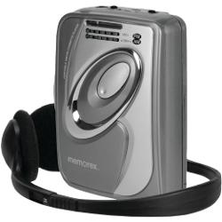 Memorex - Personal Cassette Player