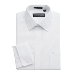 Stacy Adams - French Cuff Dress Shirt