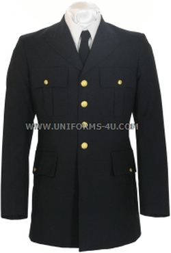 Uniforms-4U - US Army Dress Blue Asu Officer Jacket