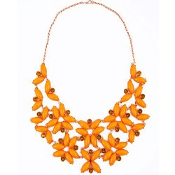 Moonisa - Belle Floral Necklace