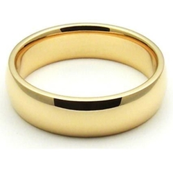 Wedding Bands Wholesale - Dome Wedding Band Ring