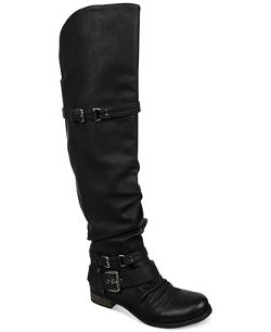 Carlos by Carlos Santana - Whitney Wide-Calf Boots