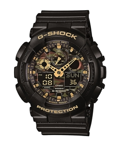 G-Shock - Black And Camouflage Watch