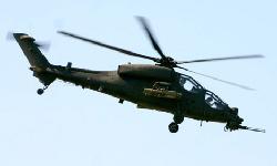 Agusta Westland - AW129 Mangusta