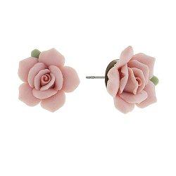 Sweet simplicity - Floral Stud Earrings
