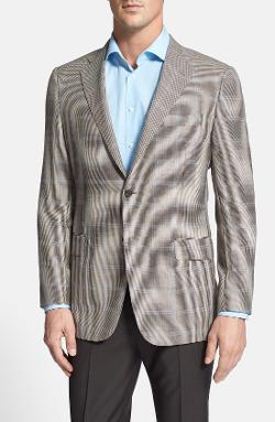 Hickey Freeman  - Beacon Classic Fit Check Sportcoat
