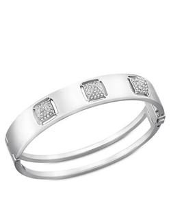 Swarovski  - Tactic Crystallized Bangle Bracelet