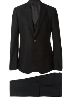 Dolce & Gabbana - Three-Piece Dinner Suit
