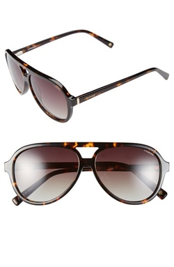 Polaroid Eyewear  - Polarized Aviator Sunglasses