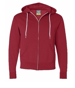 Independent Trading Co. - Full-Zip Hooded Jacket