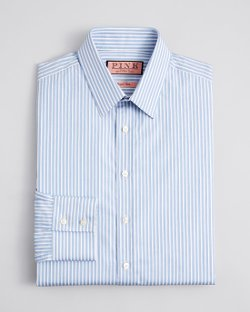 Thomas Pink  - Elio Stripe Dress Shirt