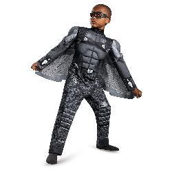 Marvel - Captain America Falcon Classic Muscle Boys Costume