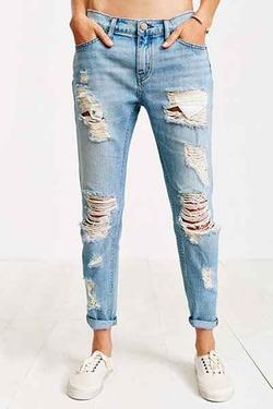 BDG  - Slim Boyfriend Jeans