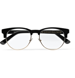 Cutler and Gross - Kir Royale Acetate & Metal Optical Glasses