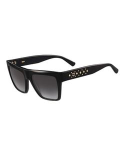 MCM  - Studded Square Plastic Sunglasses