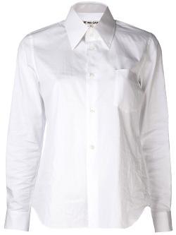 Comme Des Garçons  - Button Front Shirt