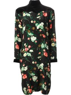 Emanuel Ungaro Vintage - Floral Print Dress