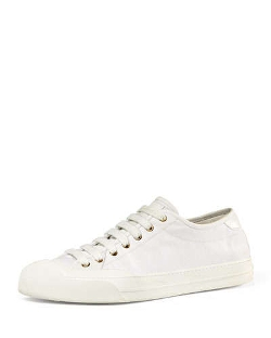 Gucci - Canvas Low-Top Sneakers