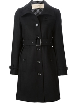 Burberry Brit - Single Breasted Trench Coat