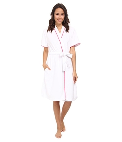 Carole Hochman  - Baby Terry Short Sleeved Robe