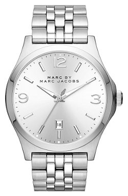 Marc by Marc Jacobs  - Danny Round Bracelet Watch