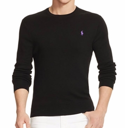 Polo Ralph Lauren - Pima Crewneck Sweater
