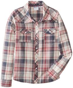 Roxy   - All Day-Pass Plaid Woven Shirt